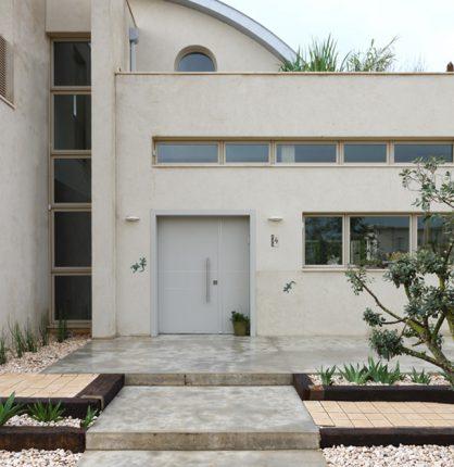 עיצוב בית מודרני מקיים GO
