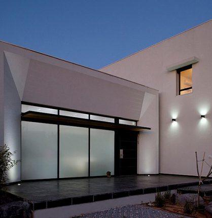 תכנון בית מודרני במושב SHL